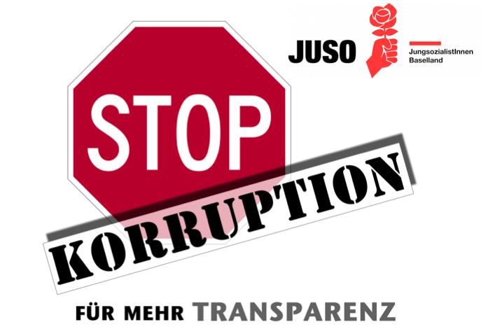 Transparenzinitiative
