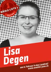 Lisa Degen